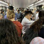 華府地鐵兩車尾部相撞 今日三線延誤