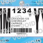 芝車輛貼紙逾期 10月31免罰 即起可到各據點或上網補買