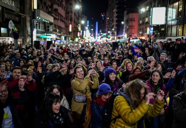 阿根廷在2019年和2020年到期的債務總額為800億元。(Getty Images)