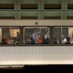 2列車追尾亂交通 華府地鐵族哀嚎