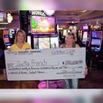 拉芙林賭場慶生 華盛頓州婦人拉中27.6萬大獎