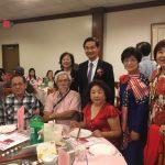 羅省中華會館 雙十晚宴