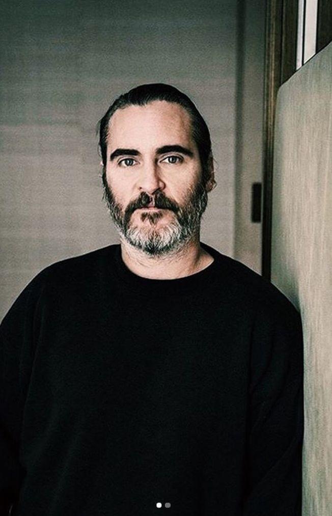 瓦昆菲尼克斯被視為明年奧斯卡影帝的候選人之一。(取材自Instagram)