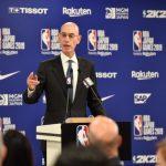 被議員罵「只看錢」 NBA總裁:挺莫雷言論自由