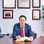 華人律師洪利武競選連任新州東布朗市學區委員