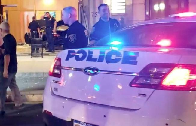 美國奧克拉荷馬州伊尼德市一名女子日前大腿遭槍擊受傷,槍手竟是7個月大拉布拉多犬。示意圖非關本案。路透