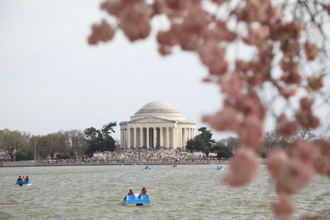 華盛頓特區為讀者獲評的最佳旅遊大城市。(記者羅曉媛/攝影)