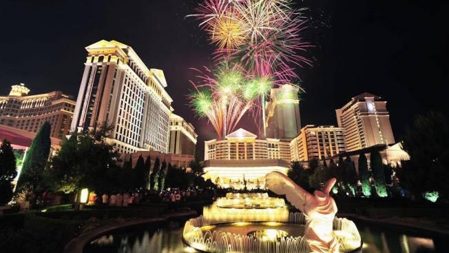 凱撒賭業集團決定本月15日起調漲附加費。( Caesars 集團官網)
