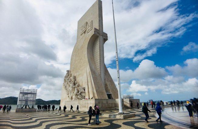 貝倫區-發現者紀念碑。