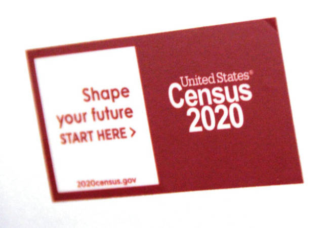 2020人口普查,預計將會有數十萬人參與人口點算工作。(記者李晗╱攝影)