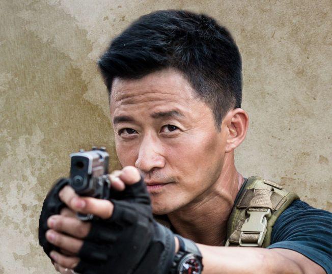 吳京主演的《戰狼2》拿下逾56億元票房。(取材自微博)