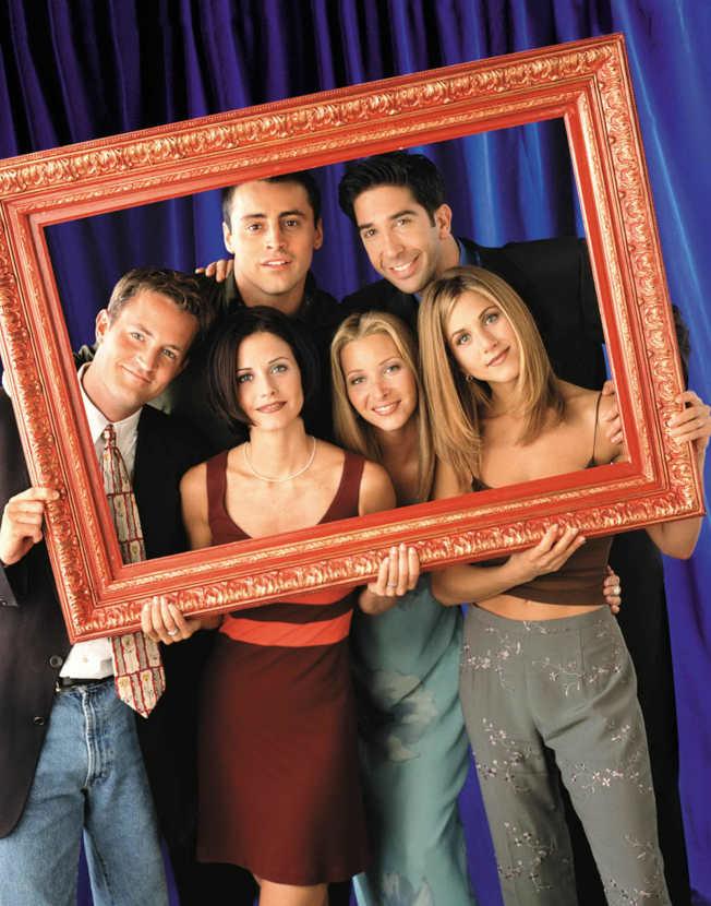 NBC的情境喜劇《六人行》歷久不衰,至今仍廣受歡迎。路透