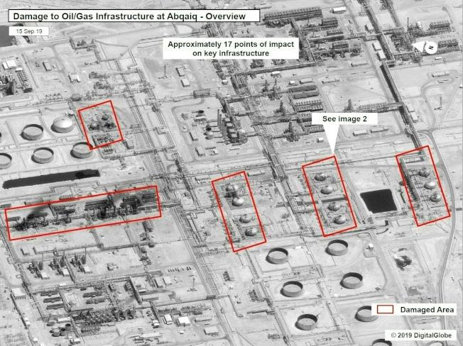 分析師逐漸倚重衛星圖片來進行判斷。(Getty Images)