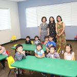 福遍中文學校環境優良 學生逐年成長