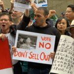 城區監獄投票在即 陳倩雯意向未定 反監獄組織促表態