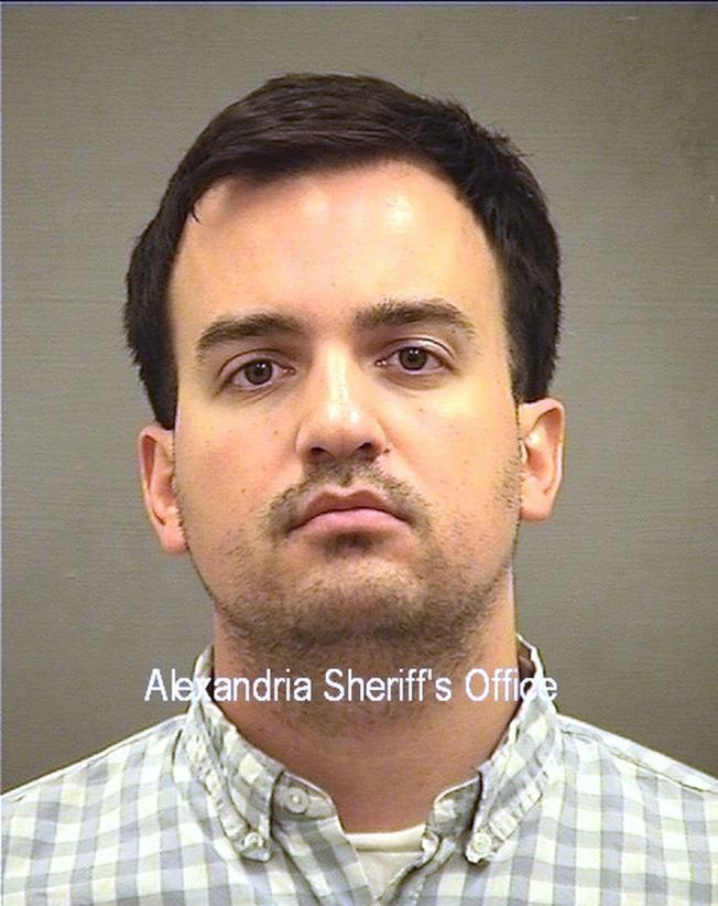 國防情報局反恐分析師傅瑞斯9日被捕。(維州亞歷山卓警局)