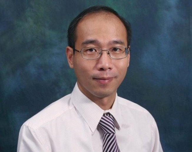 香港理工大學教師陳偉強因指責學生是暴徒,在引發學生抗議後已經被暫停職務。(圖:香港理工大學)