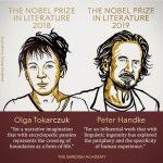諾貝爾文學獎揭曉 2得主為波蘭、奧地利作家