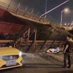 江蘇無錫倒塌高架橋工程僅用22個月 時任市長已落馬