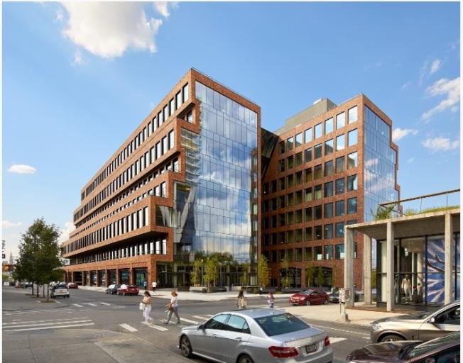 25 Kent辦公大樓。(25 Kent辦公大樓提供)