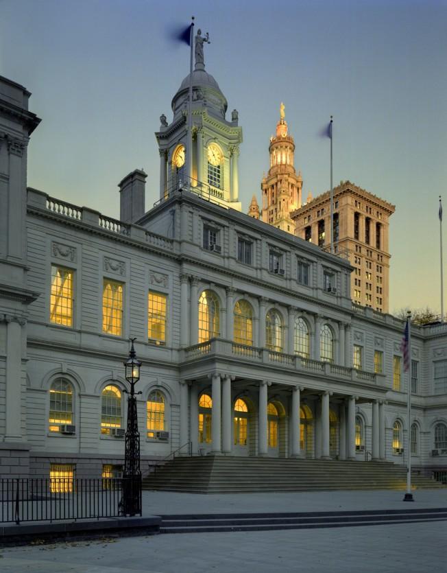 市政廳。(Andrew Moore攝影)