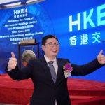 魯大師香港上市 股價飆漲
