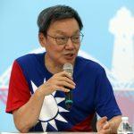 蘇起:蔡英文若選上 台灣會火山爆發