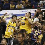 NBA上海開賽 8成滿座 中國球迷「口裡說不,但身體很誠實」