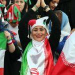 女權提升1/40年頭一遭 伊朗女性可進場看足球賽