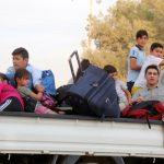 土耳其空襲庫德族 6萬人逃難 首日傷亡逾百