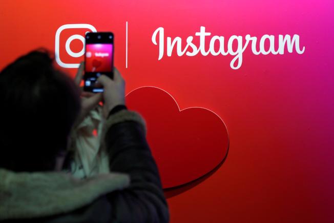 Instagram宣布將刪除「 追蹤中 (Following)」功能。(路透)