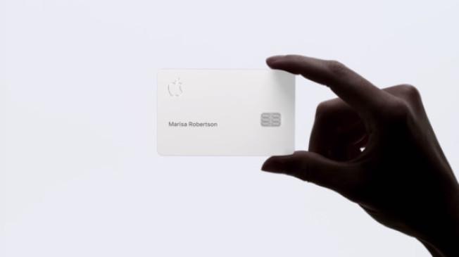 Apple Card有高度加密技術保護。(取材自Apple)