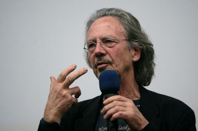 獲得2019年諾貝爾文學獎的奧地利作家彼得.漢德克,也是電影導演。(路透)