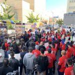 上線受限制收入劇減 網約車司機TLC前抗議