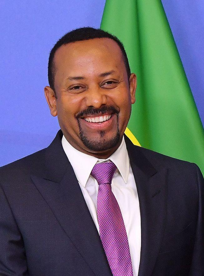 索比亞總理阿邁德獲頒諾貝爾和平獎。(Getty Images)