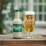 向環保看齊 丹麥啤酒品牌推出全球第一瓶「紙瓶啤酒」