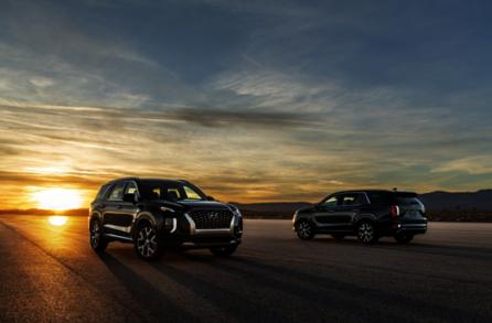 現代汽車Palisade獲Wards雜誌十大最佳用戶體驗大獎。