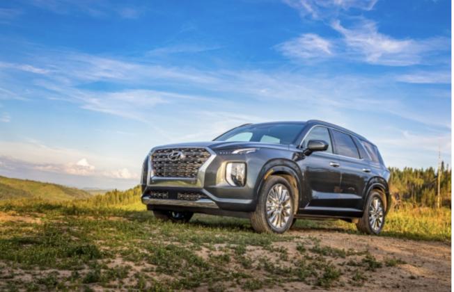 全新現代Palisade在2019Wards汽車雜誌,榮獲十大最佳用戶體驗大獎。
