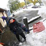 暴風雪強襲 北達州積雪已達2呎