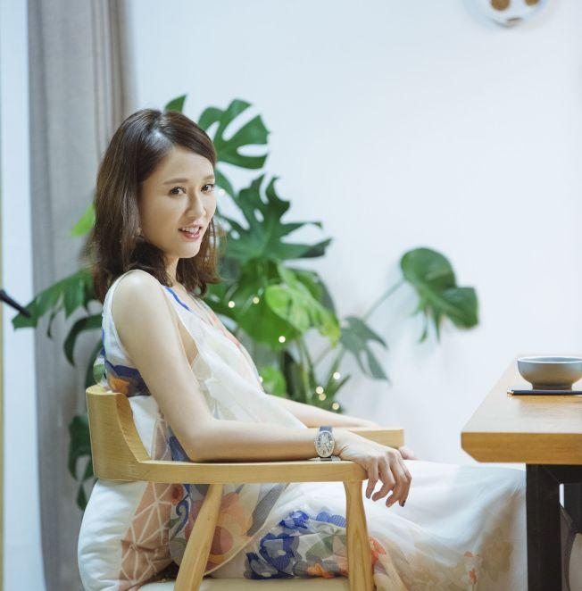 陳喬恩被網友攻擊「又老又肥 」,她高EQ看待。(取材自微博)
