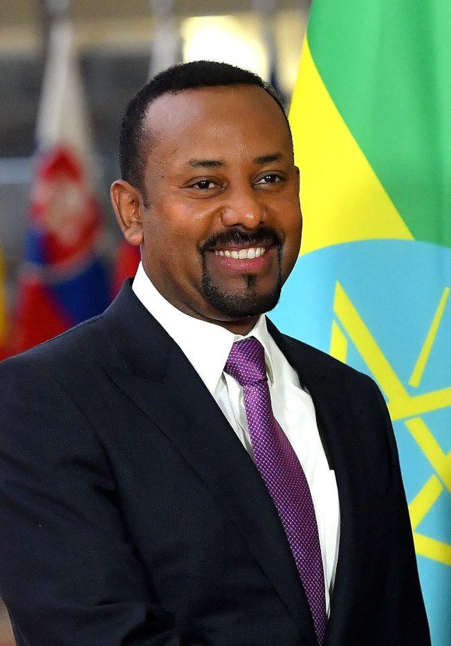 衣索比亞總理艾比伊11日獲得諾貝爾和平獎殊榮,表彰他促成與厄利垂亞解決邊界爭議,達成和平協議的努力。(Getty Images)