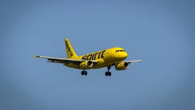 精神航空增開每日往返賭城與曼菲斯直飛航線。(精神航空官網)