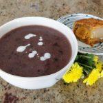 補氣暖胃的紫米粥