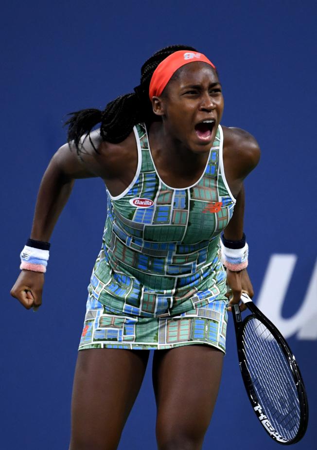 網球╱高芙林茲網賽晉準決賽  首闖WTA賽事四強「創這2項紀錄」