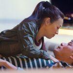 劉燁、馬伊琍「麵條吻」 網:好油膩