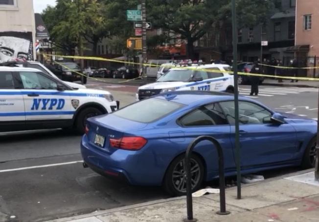 皇冠高地一間酒吧12日早晨發一起嚴重槍擊案,已造成四死、至少五人受傷。(視頻截圖)