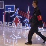 NBA深圳賽上座率逾9成 警方戒備如臨大敵