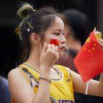 零星抗議 球迷依舊踴躍進場 NBA中國賽平安落幕