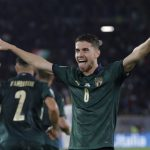 足球/義大利7連勝 提前晉級2020年歐洲杯