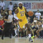 NBA/熱身賽再戰籃網 詹姆斯只上場12分鐘
